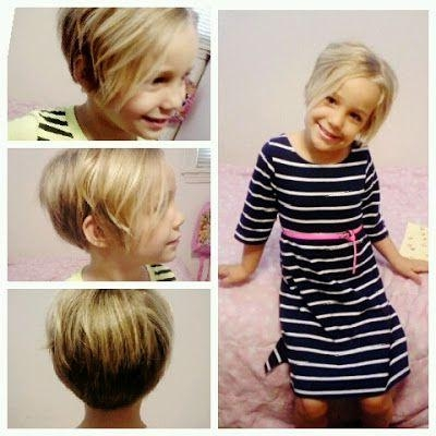 Best 25+ Kids Short Haircuts Ideas On Pinterest (View 4 of 20)