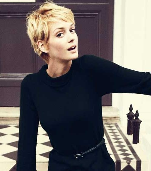 Best 25+ Messy Pixie Haircut Ideas On Pinterest (View 3 of 20)