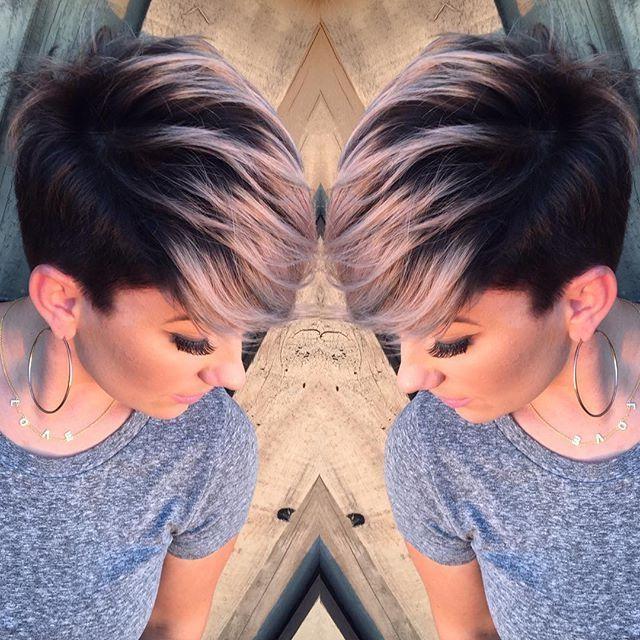 Best 25+ Pastel Pixie Hair Ideas On Pinterest (View 6 of 20)
