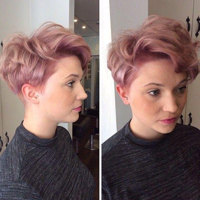 Best 25+ Pastel Pixie Hair Ideas On Pinterest (View 5 of 20)