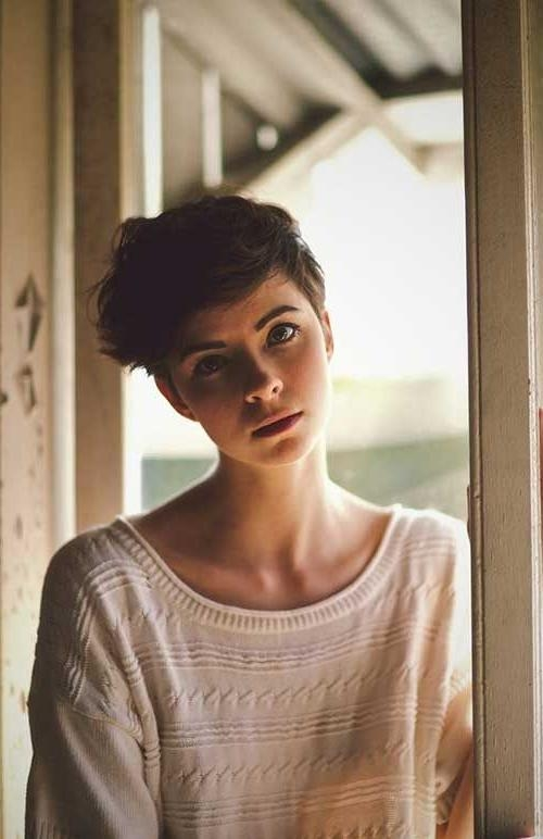 Best 25+ Pixie Cuts Ideas On Pinterest (View 2 of 20)