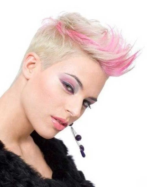 Best 25+ Punk Pixie Cut Ideas On Pinterest (View 8 of 20)