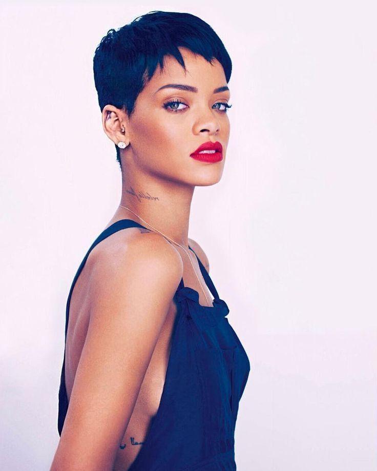 Best 25+ Rihanna Short Haircut Ideas On Pinterest (View 3 of 20)