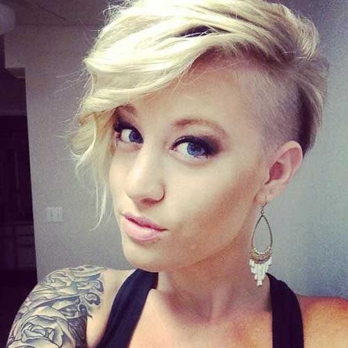 Best 25+ Shaved Pixie Cut Ideas On Pinterest (View 6 of 20)