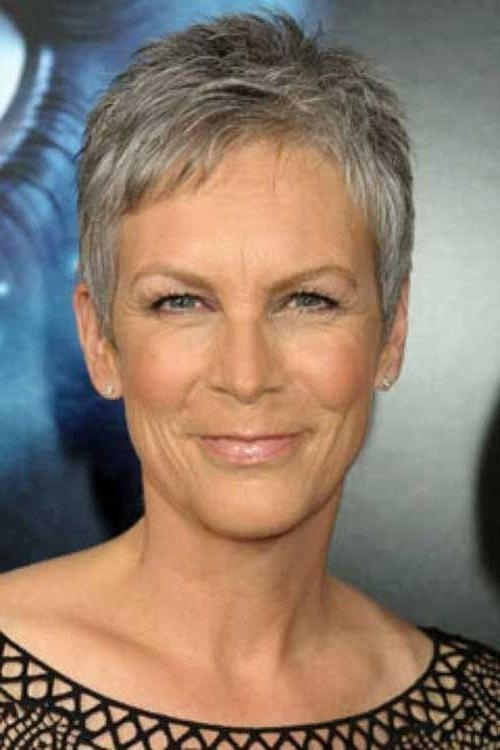 Best 25 Short Haircuts Older Ladies With Most Current Pixie Haircuts For Older Women (View 17 of 20)