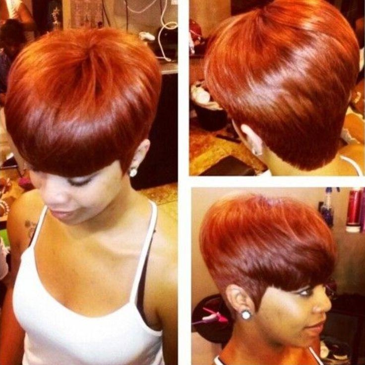 Best 25+ Short Quick Weave Hairstyles Ideas On Pinterest (View 6 of 20)