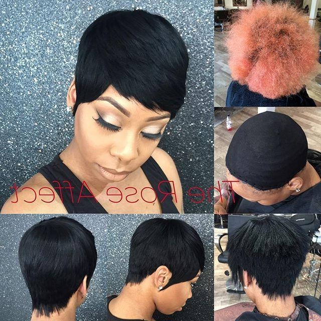 Best 25+ Short Quick Weave Hairstyles Ideas On Pinterest (View 5 of 20)