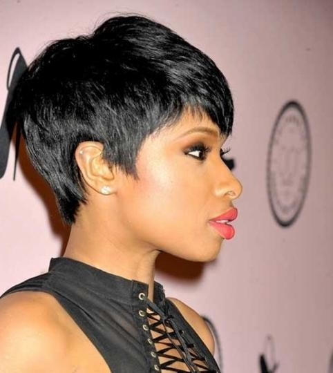 Best And Newest Black Women Short Pixie Haircuts Regarding Short Pixie Haircuts For Black Women – Short Hairstyles Cuts (View 8 of 20)
