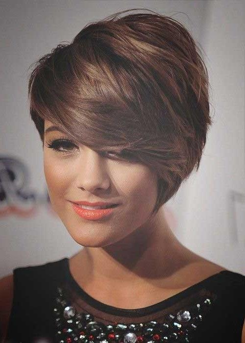 Best And Newest Long Layered Pixie Haircuts In 40 Long Pixie Hairstyles (View 7 of 20)