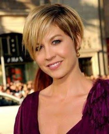Best And Newest Pixie Haircuts For Chubby Faces Regarding The 25+ Best Short Hair Round Face Plus Size Ideas On Pinterest (View 6 of 20)