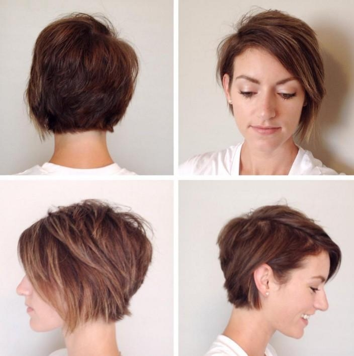 Best And Newest Pixie Haircuts Front And Back Regarding 20 Fabulous Long Pixie Haircuts – Nothing But Pixie Cuts! – Pretty (View 6 of 20)