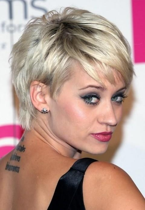 Best And Newest Pixie Haircuts Styles For Thin Hair For 15+ Chic Short Hairstyles For Thin Hair You Should Not Miss (View 8 of 20)