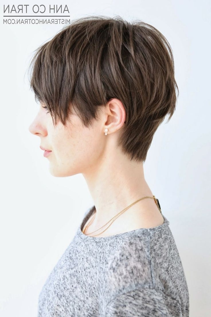 Best And Newest Very Short Shaggy Hairstyles With Short Shaggy Hairstyles For Fine Hair Archives – Hairstyles And (View 8 of 15)