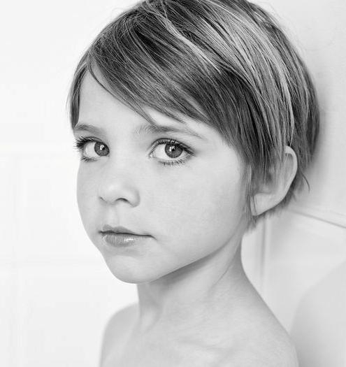 Best Hairstyles For Men Women Boys Girls And Kids: 32 Cute And Intended For Latest Little Girls Pixie Haircuts (View 5 of 20)