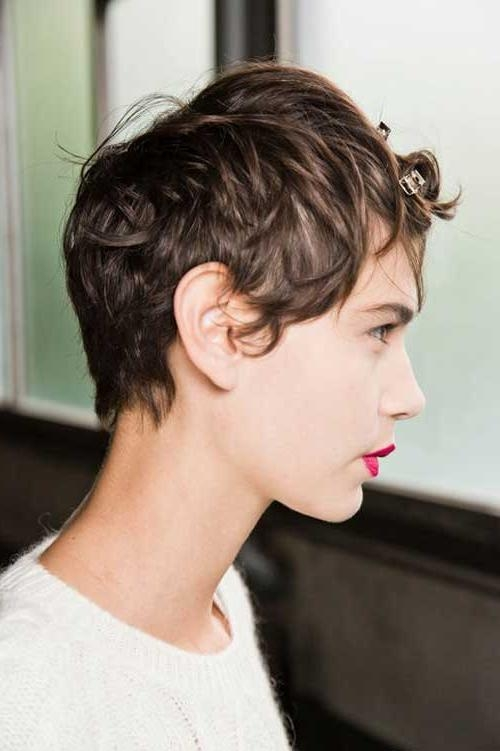 Best Hairstyles For Short Wavy Hair (View 6 of 20)