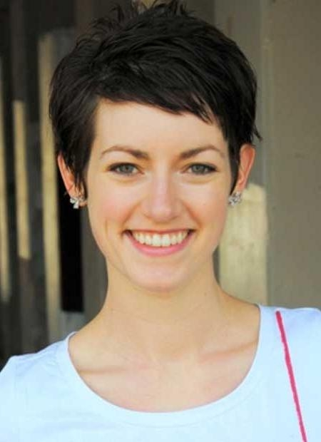 Best Pixie Cuts For  (View 3 of 20)