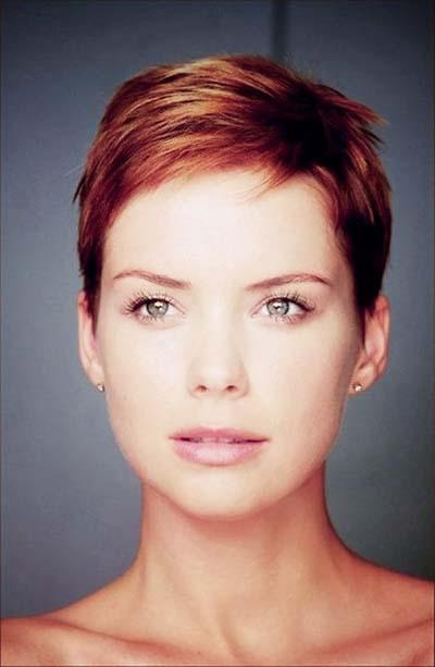 Featured Photo of Very Short Pixie Haircuts For Women