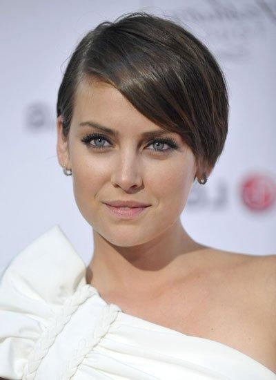 Featured Photo of Jessica Stroup Pixie Haircuts
