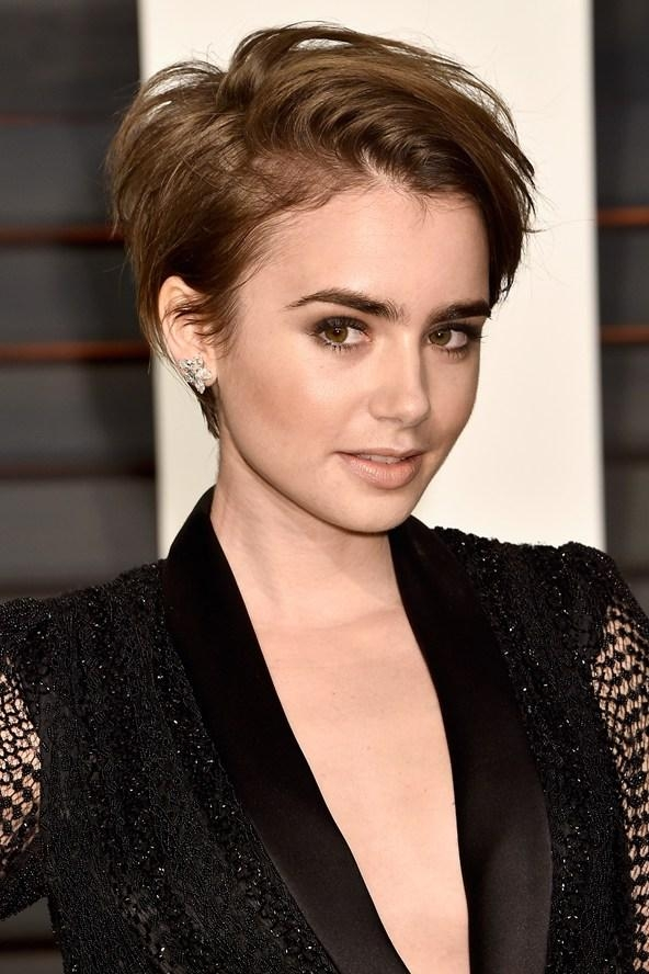 Celebrity Pixie Haircut Inspiration – Haircuts And Hairstyles For Inside Popular Famous Pixie Haircuts (View 12 of 20)