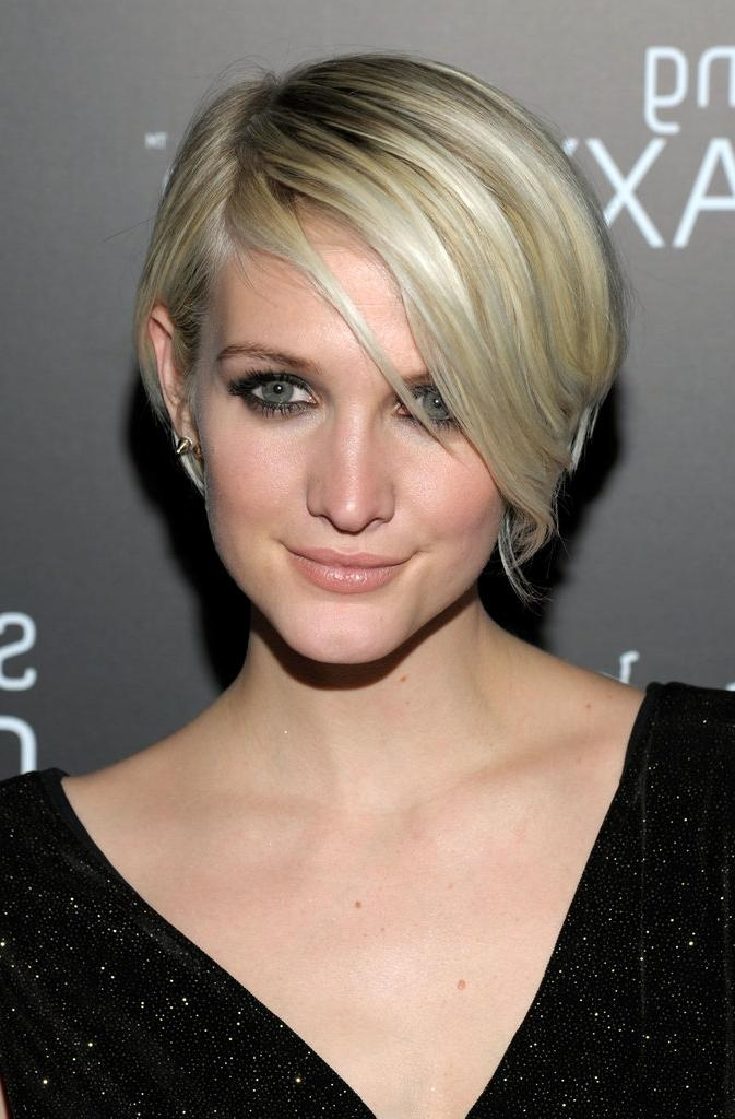 Celebrity Pixie Haircut Styles For (View 15 of 20)