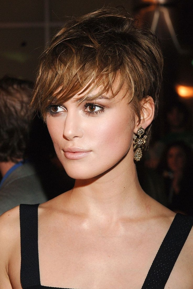 Celebrity Pixie Haircuts For Hairstyles New Desktop Shaggy With Regard To Most Up To Date Shaggy Celebrity Hairstyles (View 10 of 15)