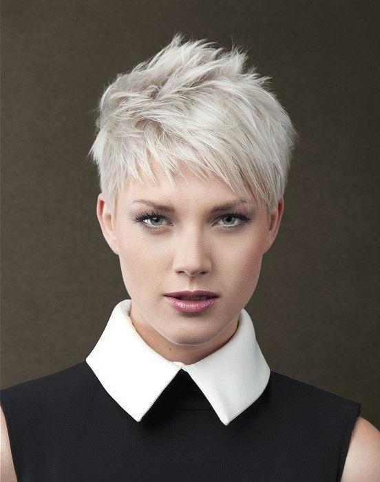 Choppy Short Hair In Preferred Choppy Pixie Haircuts (View 6 of 20)