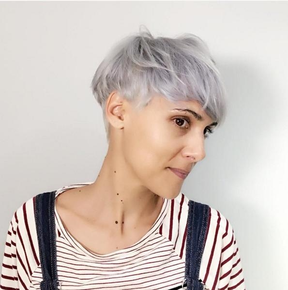 Cinefog For Widely Used Grey Pixie Haircuts (View 16 of 20)