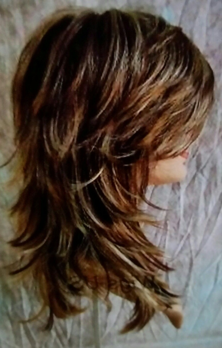 Color Hair & Hair Style (View 3 of 15)