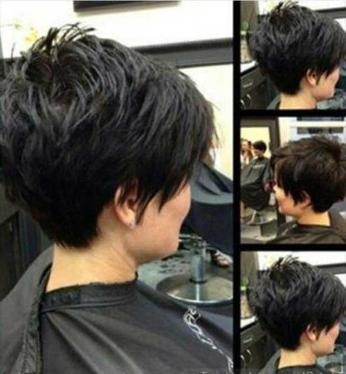 20 Best Collection Of Back Views Of Pixie Haircuts