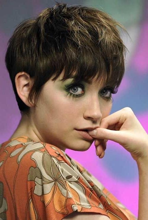 Current Funky Pixie Haircuts Throughout Funky Pixie Haircuts 01 – Latest Hair Styles – Cute & Modern (View 5 of 20)