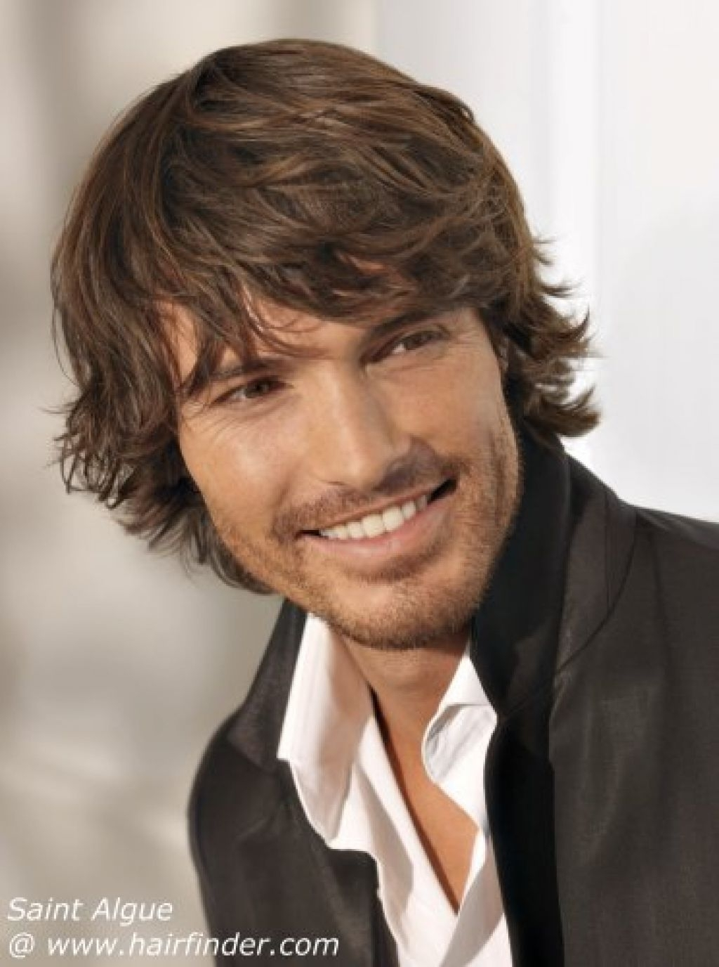 Current Men's Shaggy Hairstyles Inside Mens Shaggy Hairstyles Images (View 3 of 15)