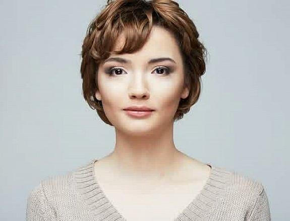 2019 Popular Pixie Haircuts For Asian Round Face