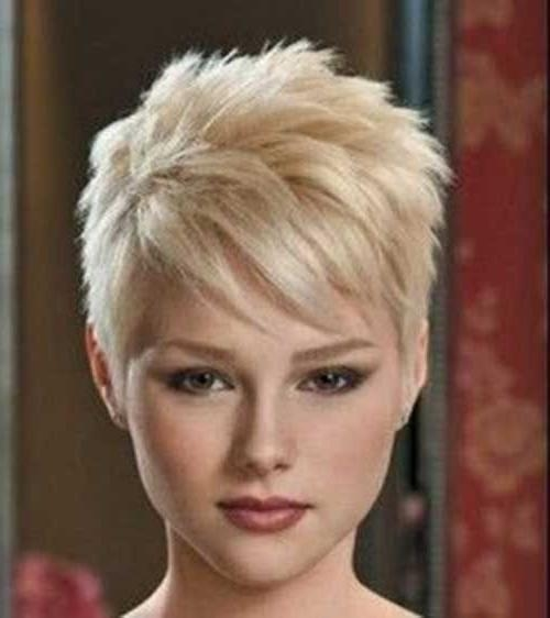 Current Pixie Haircuts For Thin Hair With Regard To Pixie Haircuts For Fine Thin Hair – Wow – Image Results (View 4 of 20)