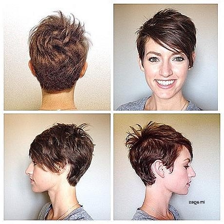 Current Pixie Haircuts Front And Back Pertaining To Short Hairstyles Front And Back Pictures Of Short Hairstyles Best (View 12 of 20)