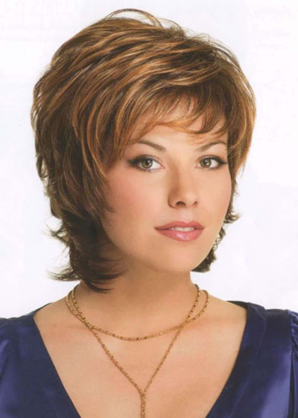 Current Shaggy Hairstyles For Short Hair Pertaining To Best Medium Shaggy Haircuts Ideas On Pinterest Bob Shag For Easy (View 9 of 15)
