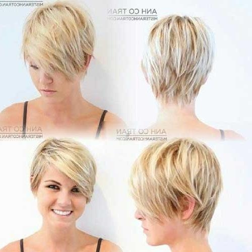 Current Short Asymmetrical Pixie Haircuts In New 706 Asymmetrical Pixie Hairstyles (View 10 of 20)