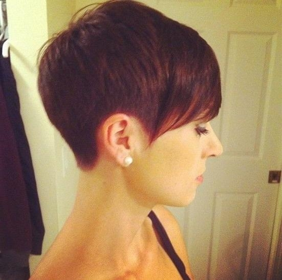 Current Short Pixie Haircuts For Straight Hair With 30 Awesome Haircuts For Girls – Latest Hottest Hair Ideas (View 5 of 20)
