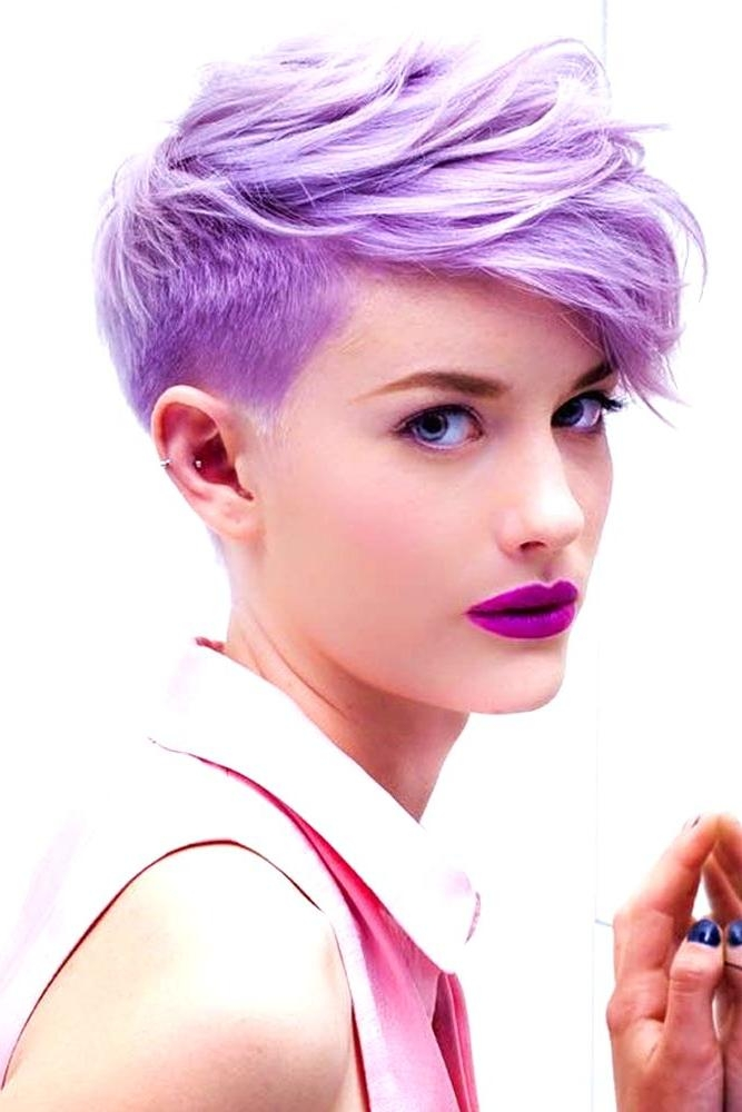 Current Short Pixie Haircuts Pertaining To 27 Short Pixie Haircuts That Never Go Out Of Style – Preppy Chic (View 18 of 20)