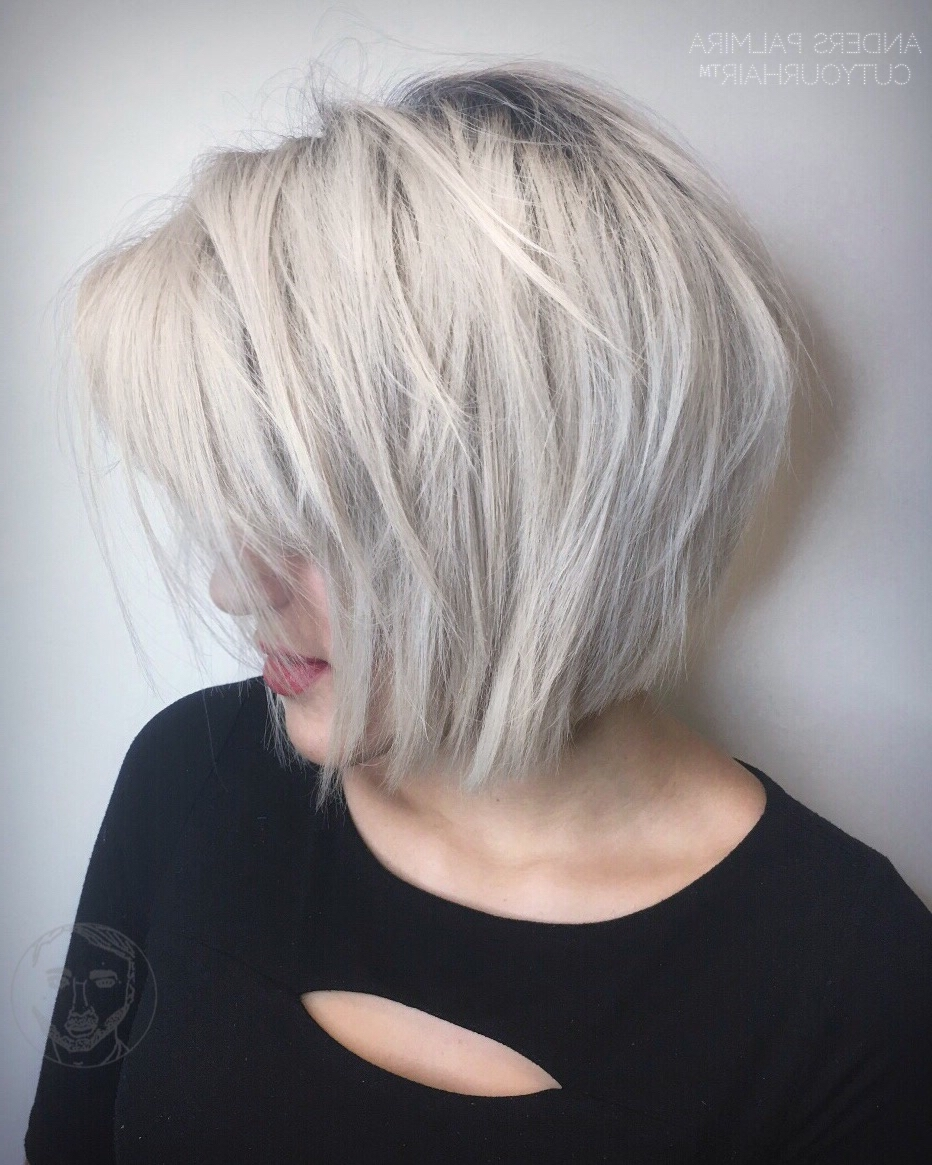 Current Short Shaggy Gray Hairstyles Intended For Aveda Wavy Long Blonde Bob Short Hair Beach Wave Medium Ideas Lob (View 4 of 15)