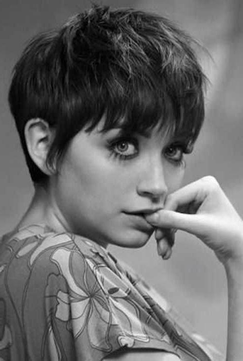 Cute Pixie Cuts (View 5 of 20)