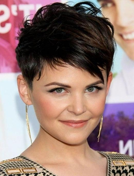 Photo Gallery Of Cute Short Pixie Haircuts Viewing 12 Of 20 Photos