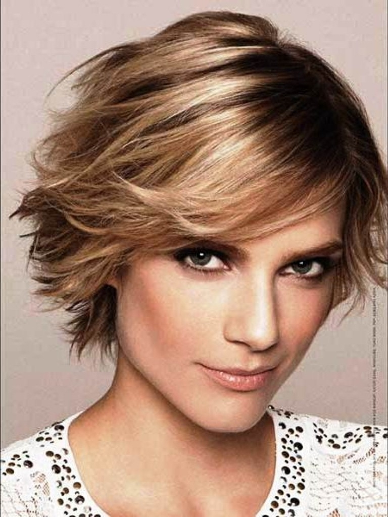 Featured Photo of Short Shag Haircuts For Women