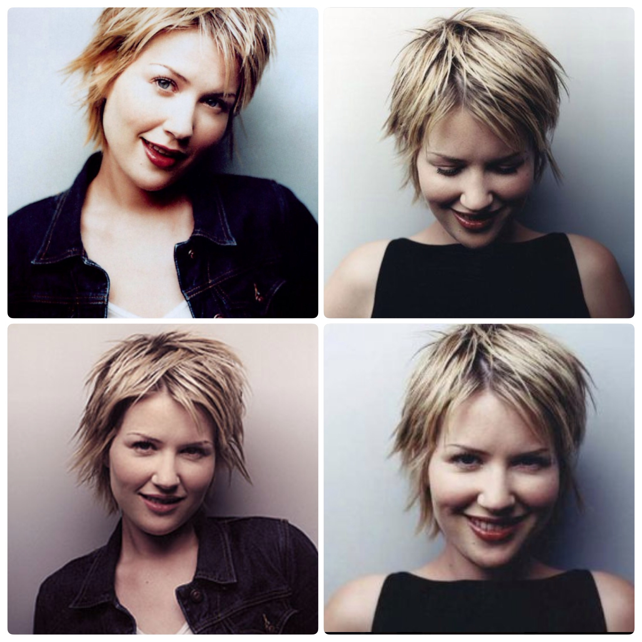 Dido's Shaggy Crop Hair – Love It! (Gallery 1 of 15)