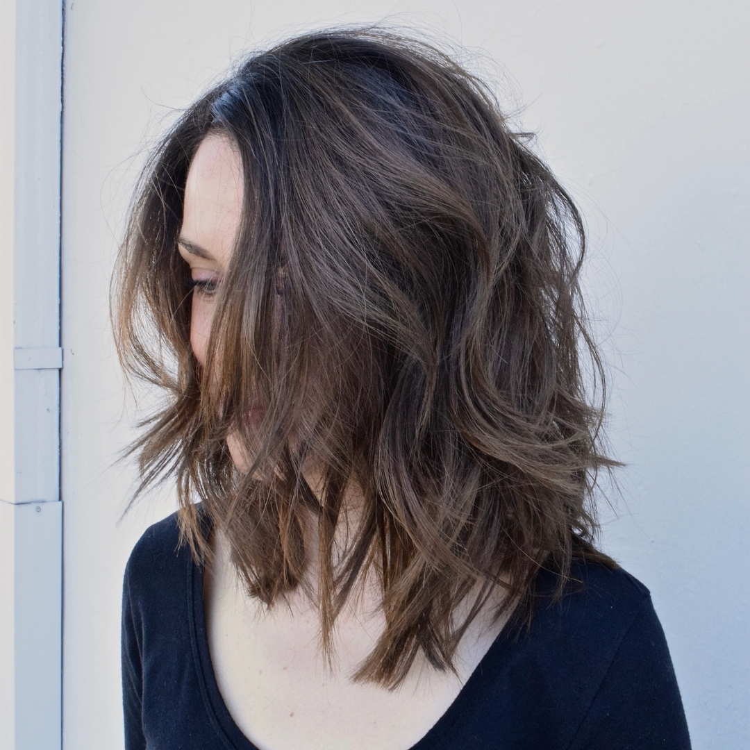 "✂ Cielo Salon Medford On Instagram: ""✂ Shaggy Inside Most Popular Shaggy Salon Hairstyles (View 3 of 15)"