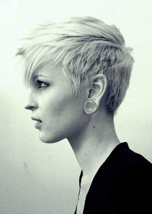 Edgy Pixie Haircut For Women 500×704 Pixels (View 4 of 20)
