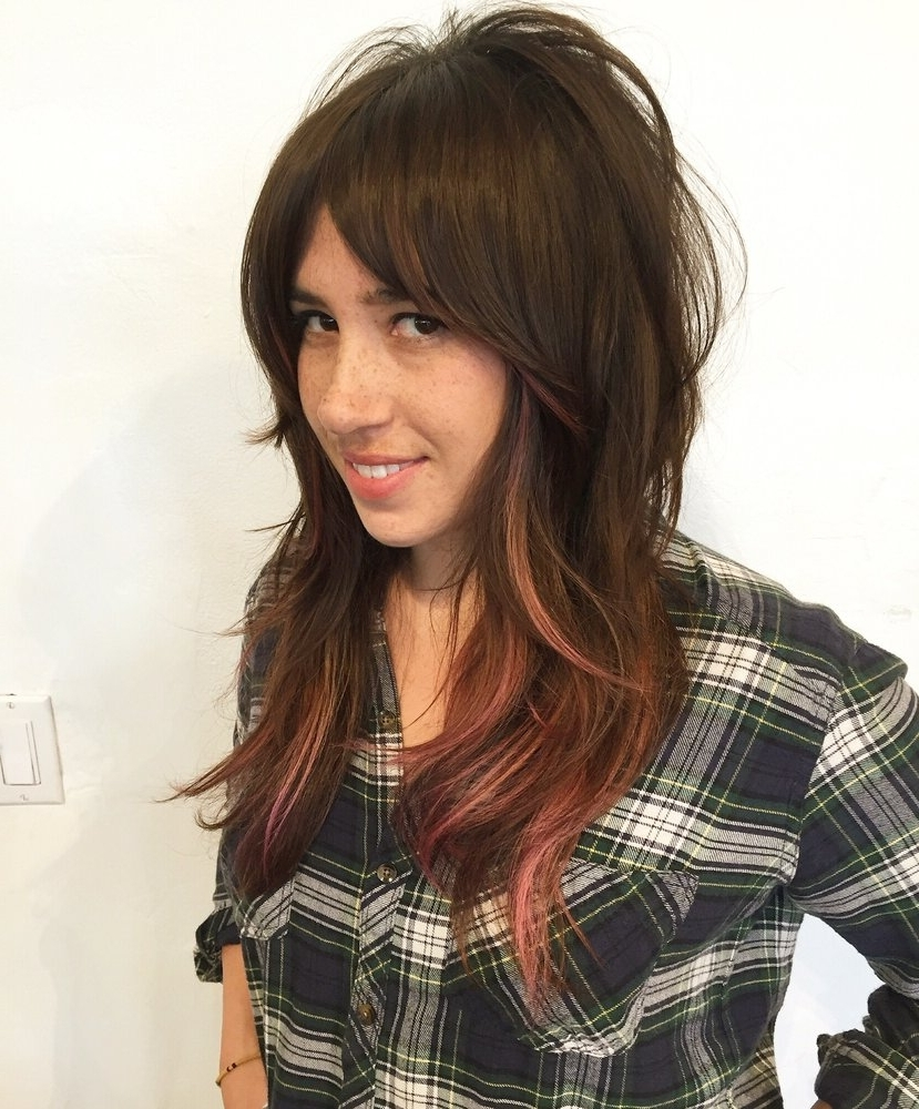 Edo Salon – San Francisco, Ca, United States. Haircut And Organic Regarding Latest Shaggy Salon Hairstyles (Gallery 4 of 15)