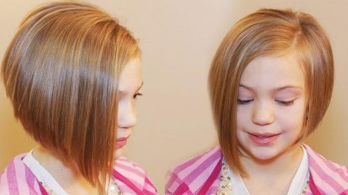 Fade Haircut Within Newest Pixie Haircuts For Little Girls (View 5 of 20)