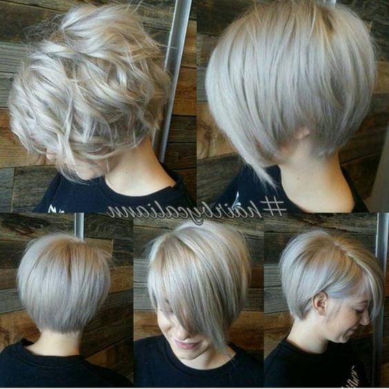 Famous Cute Long Pixie Haircuts Inside 41 Best Cute Pixie Cuts 2018 Images On Pinterest (View 6 of 20)