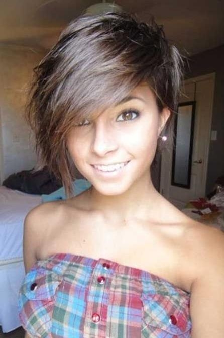 Famous Little Girls Pixie Haircuts With Really Easy Little Girl Pixie Haircuts (View 11 of 20)