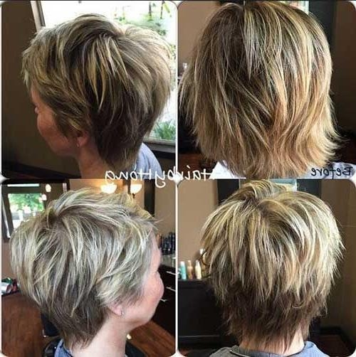 Famous Long Shaggy Pixie Haircuts Throughout Best 25+ Shaggy Pixie Cuts Ideas On Pinterest (View 3 of 20)